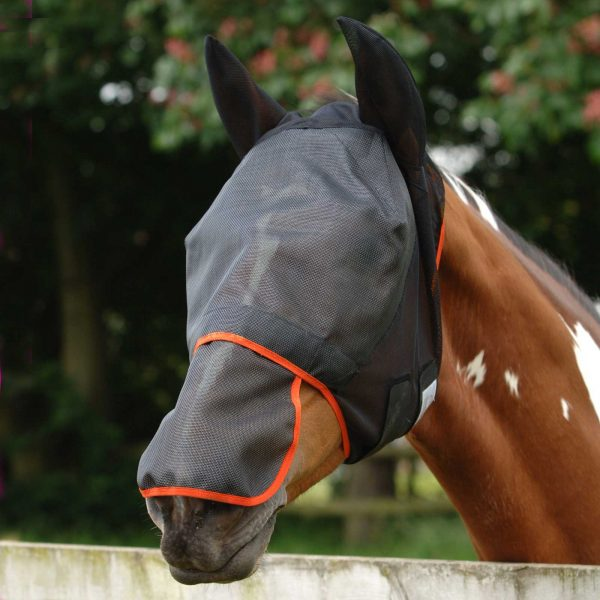 Equilibrium Field Relief Max Fly Mask